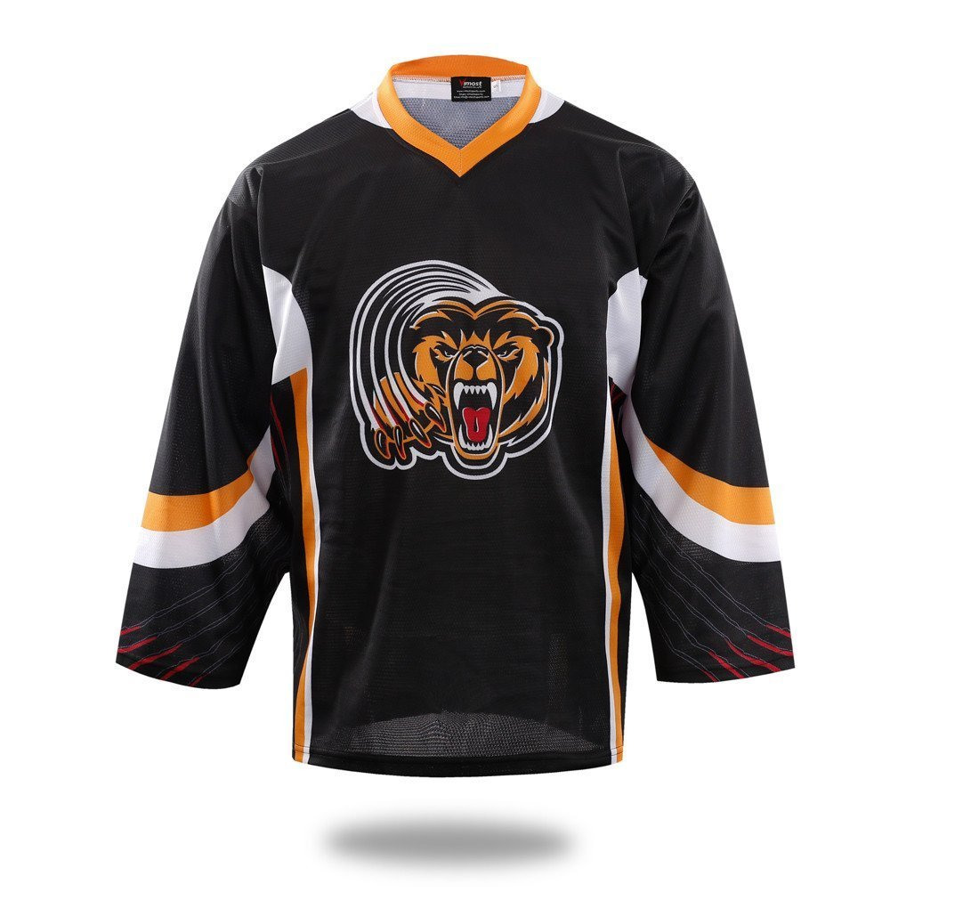 Custom Sublimation Ice Hockey Shirts For Your Team