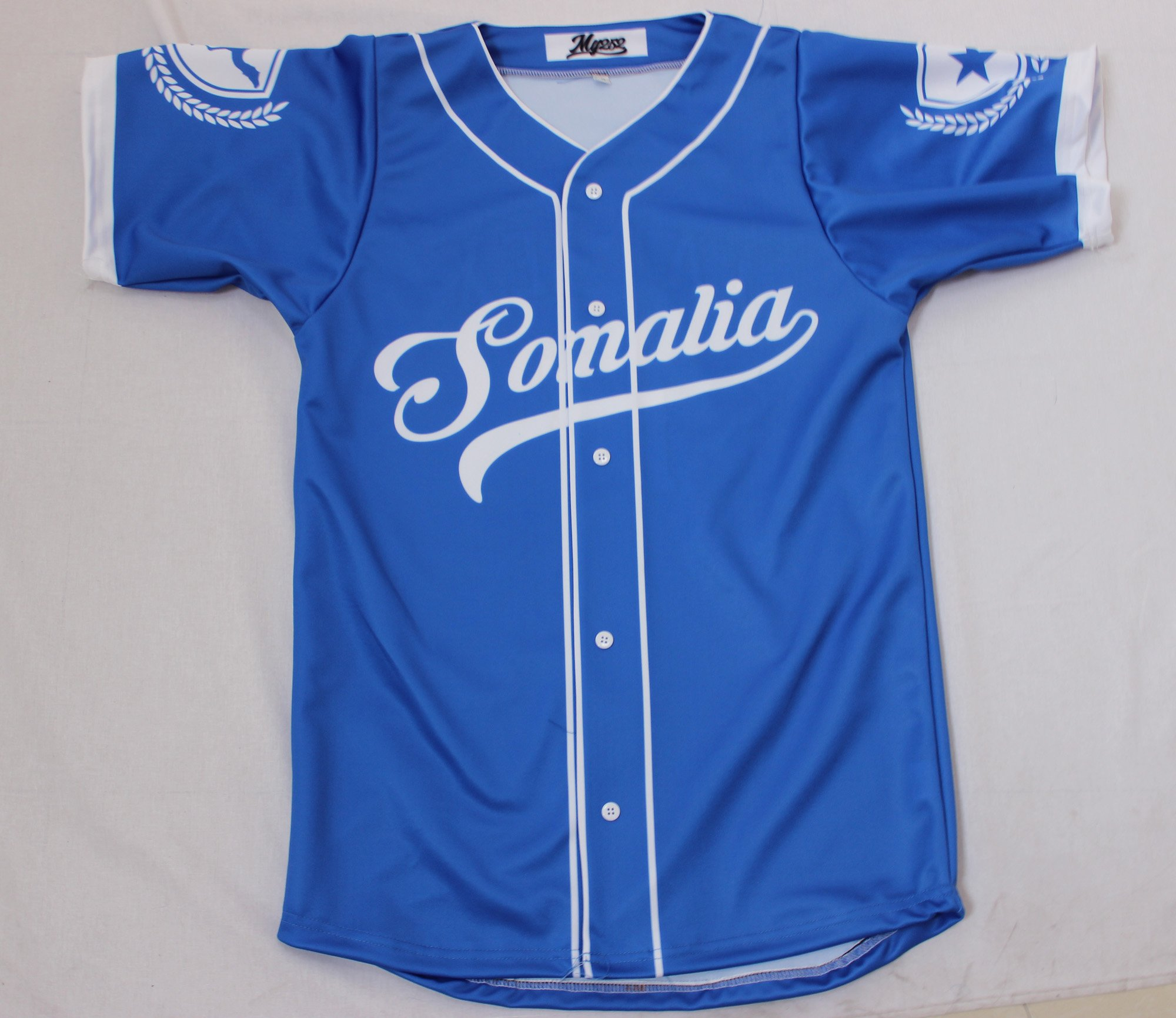 Custom sublimation baseball shirts with free designs Designer baseball shirts