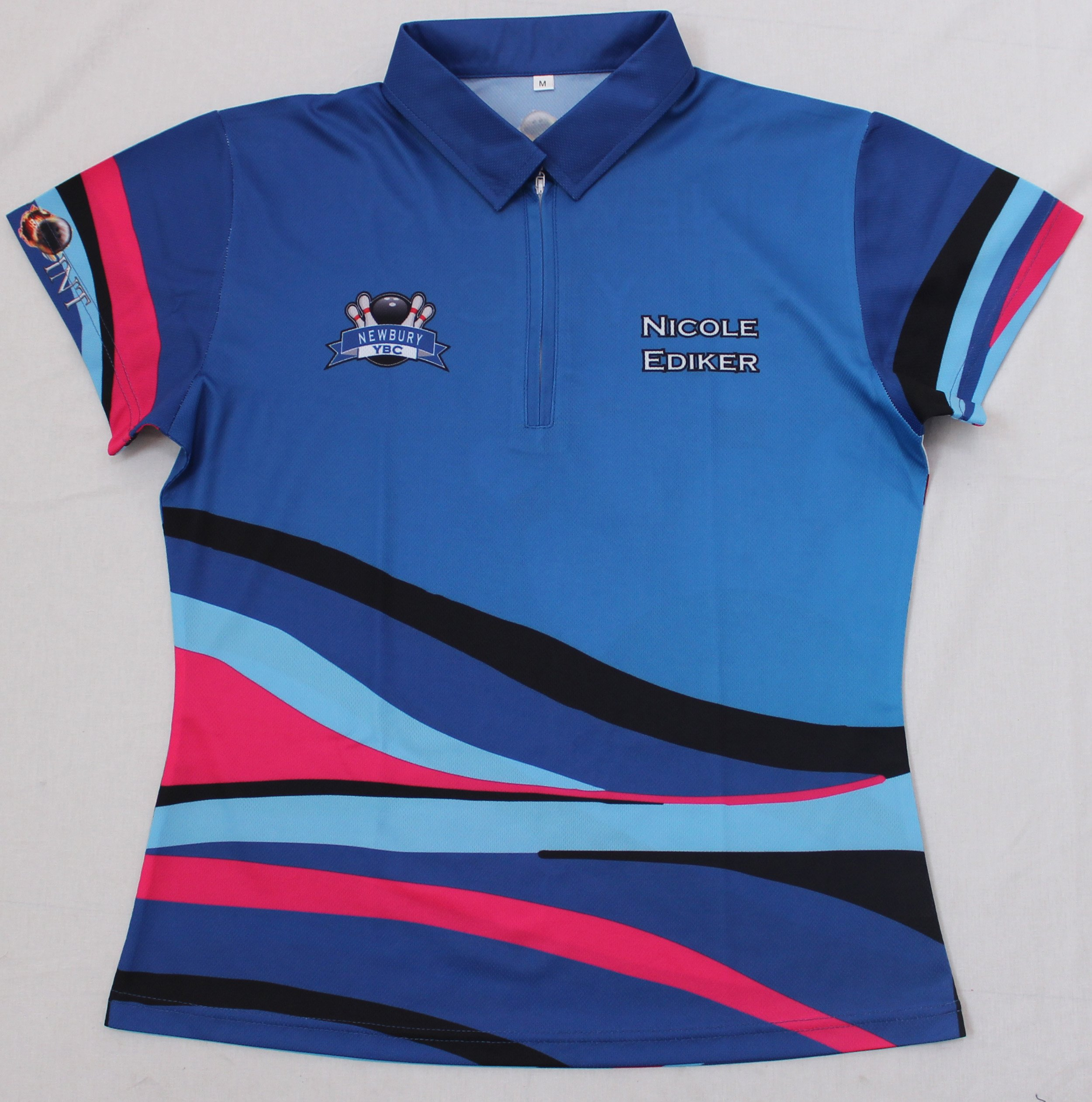 Custom breathable polo shirts for sublimation printing for Polo shirts for printing