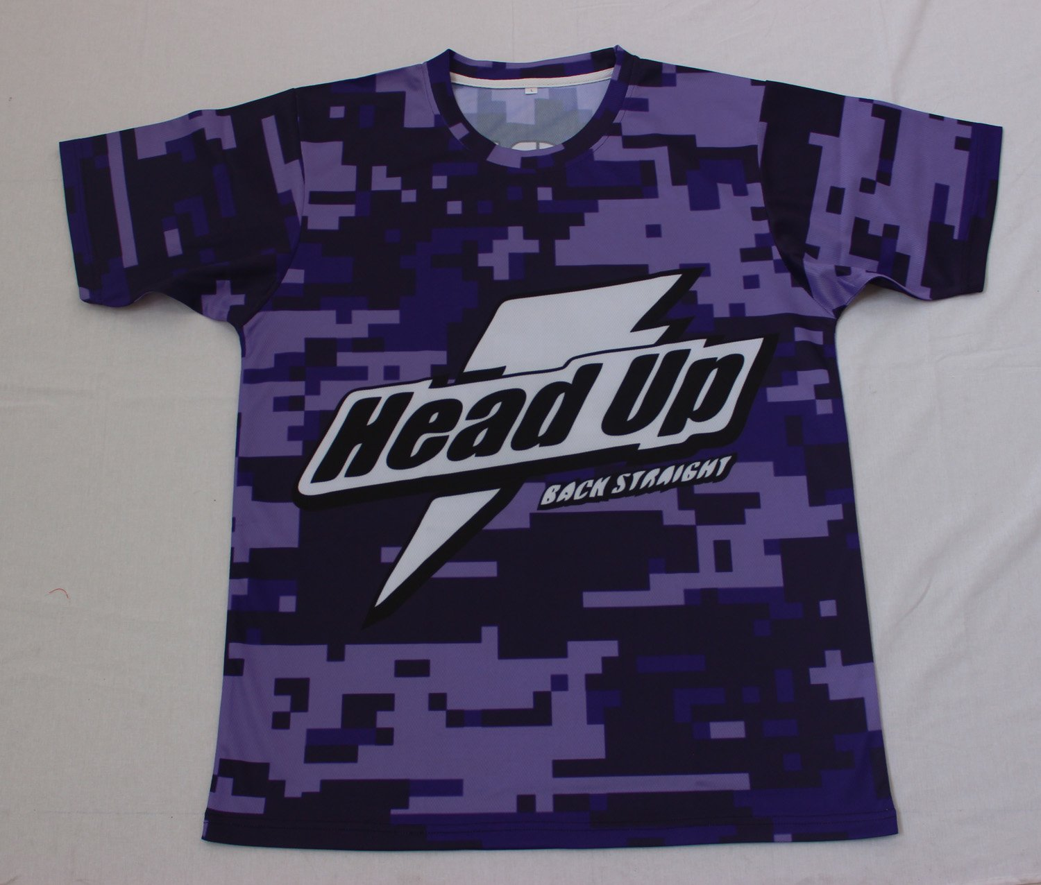 Custom sublimated t shirts for your team or club for Custom team t shirts